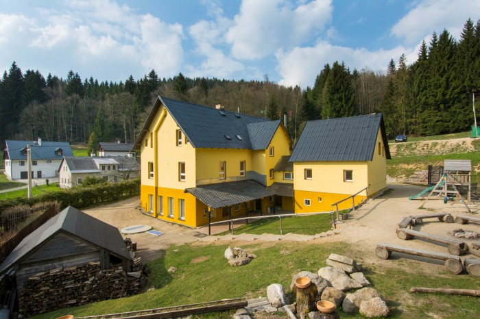 Accommodation - Jizera mountains - Janov nad Nisou - Guest house Pod vlekem